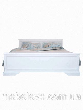 Гербор Клео кровать 160  750х1660х2090мм белый , фото 2
