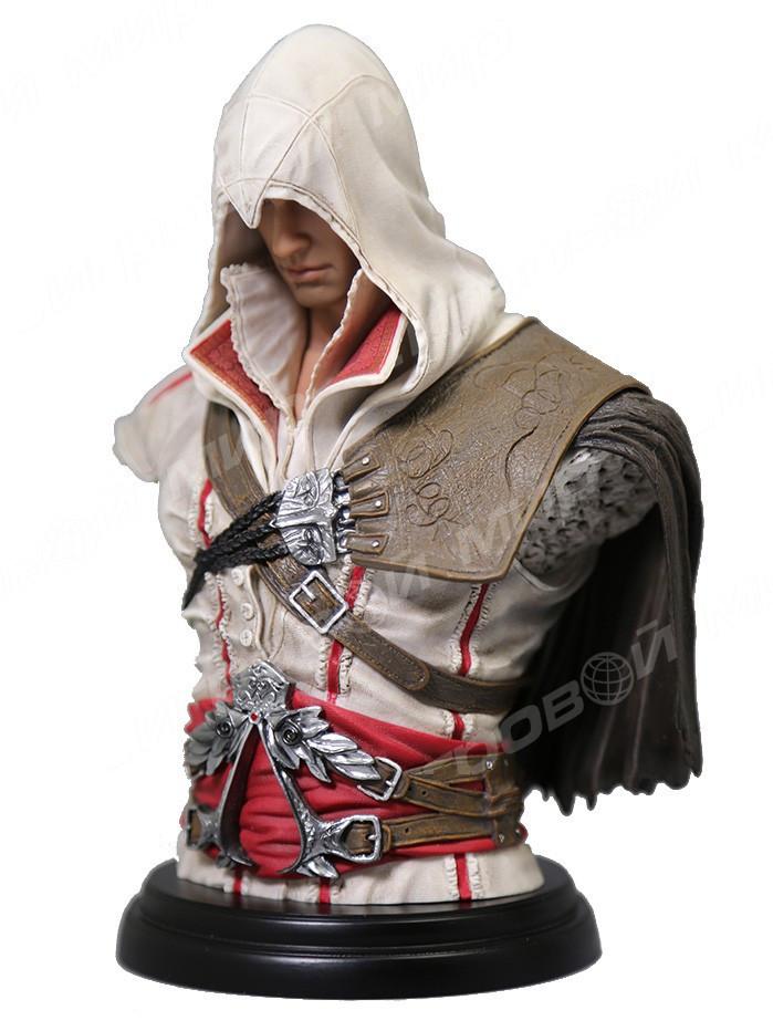 Фигурка Assassin's Creed 2 Buste Ezio - Интернет-магазин Игромания в Хмельницком