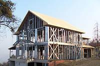 Проектирование зданий и домов из панелей лстк
