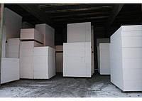 Пенопласт ПСБ-25 5х100х100 25-ой плотности (5см) (ГОСТ). Любые толщины.