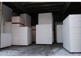 Пенопласт ПСБ-25 10х100х100 25 кг/м3 (10см) (ГОСТ)