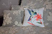 Декоративные наволочки и подушки как деталь интерьера