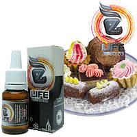 Жидкость для электронных сигарет eLife Пирожное