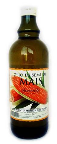Кукурузное масло Olio di semi di mais Nordolio ,1 л., фото 2