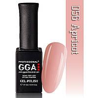 Гель-лак GGA Professional №56 Apricot 10 мл.