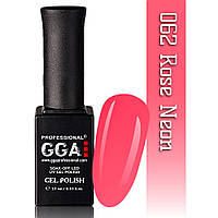 Гель-лак GGA Professional №62 Rose Neon 10 мл.