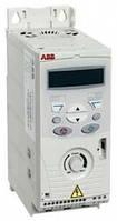 Преобразователь частоты ACS 150 (0,75кВт. 220В)