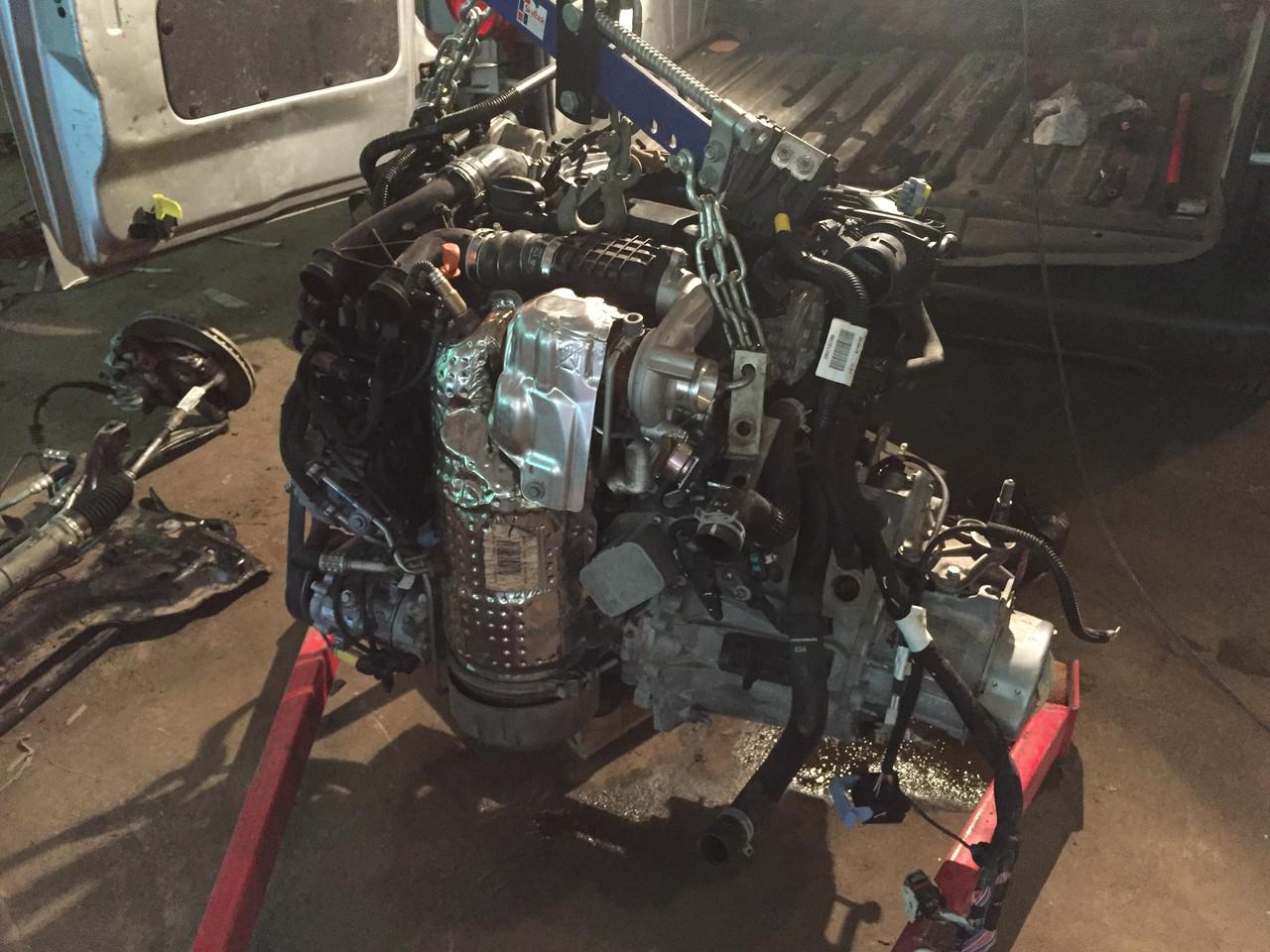двигатель ситроен берлинго 1.6дизель 2012