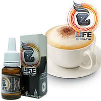Жидкость для электронных сигарет eLife Капучино 10 мл, 18 мг/мл