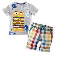 Летние костюмы и комплекты для мальчиков