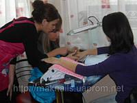 Курсы наращивания и дизайна ногтей в студии ногтевого сервиса MaknailS. (15 дней), фото 1