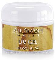 All Season УФ Гель моделирующий, 60г - прозрачный