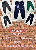 Подростковые трикотажные брюки пр-во Турция 4323