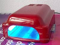 Лампа для наращивания ногтей / лампа для сушки гель лака SIMEI КМ 828 (36 Вт.)