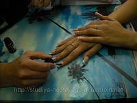 Курсы наращивания и дизайна ногтей в студии MAKNAILS