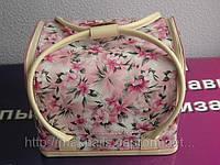Сумка -чемодан для мастеров индустрии красоты с цветным принтом, фото 1
