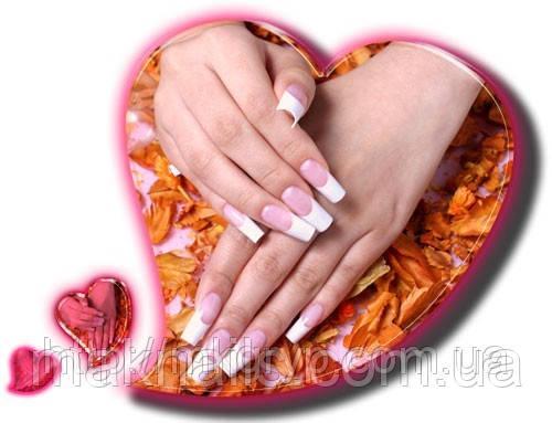 Базоавый курс наращивания ногтей гелем