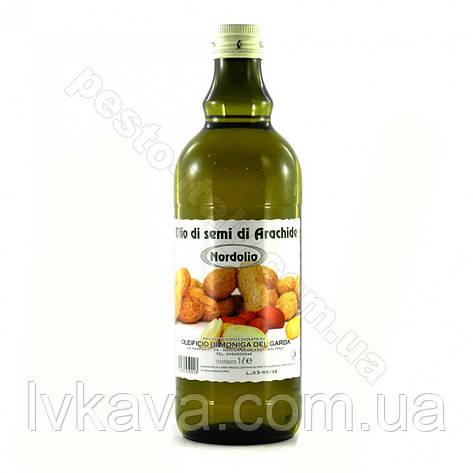 Арахисовое масло Olio di semi Arachide Nordolio ,1 л., фото 2