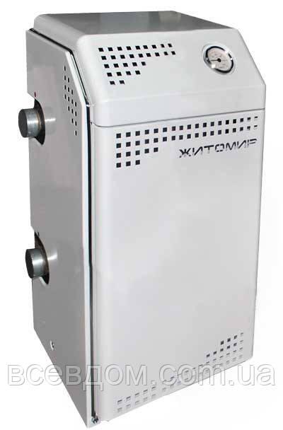 Газовый парапетный котел Житомир-М АДГВ-7СН двухконтурный