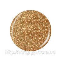 Гель-лак для  ногтей  SALON PROFESSIONAL (CША) 18мл цвет -прозрачный с золотыми блестками.