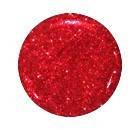 Гель-лак для  ногтей  SALON PROFESSIONAL (CША) 18мл цвет -прозрачный с светло бордовыми блестками.