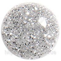 Гель-лак для  ногтей  SALON PROFESSIONAL (CША) 18мл цвет -  прозрачный с серебрянными блестками