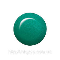 Гель-лак для  ногтей  SALON PROFESSIONAL (CША) 18мл цвет - ярко-зеленый с золотой микропылью