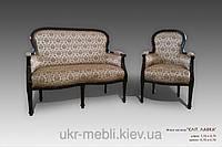 Мебель Элит, кресло и диван барокко