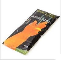 Перчатки для мытья посуды Latex Gloves