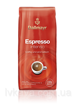 Кофе в зернах  Dallmayr Espresso Intenso  ,  1 кг, фото 2