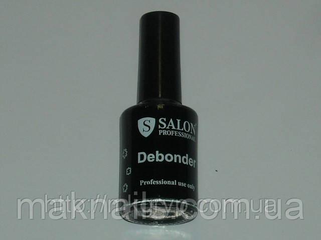 Дебондер для снятия ресниц Salon Professionall 18мл