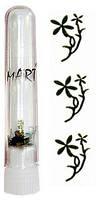 """Логотип 06 """"Цветок"""" для дизайна ногтей"""