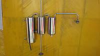 Дистиллятор, самогонный аппарат НЕРЖ + 2 сухопраника
