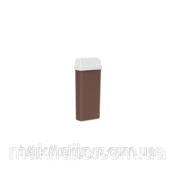 Воск   натуральный  в кассете Италия   (Шоколад)