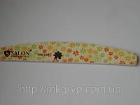 Пилка для ногтей Salon Professional 100/80 (лодочка)