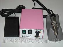 Фрезерна для манікюру і педикюру Salon Professinal SP 365 (рожевий)