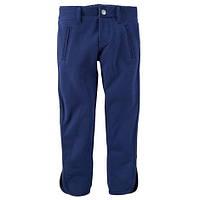 Джеггинсы синие для девочки, Carters, размер 2Т
