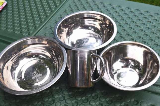 Посуда металлическая для похода напрокат Аренда Фляга