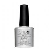 Гель-лак CND Shellac Silver Chrome 7,3 мл, фото 1