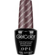 Гель-лак OPI How Great is Your Dane? 15 мл
