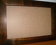 Глубокая деревянная рама для слепков