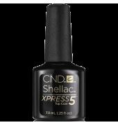 Закрепитель для гель-лака CND Shellac Xpress 5 Top Coat 7,3 мл