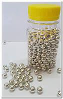 Серебро посыпка 7 мм Италия 95 гр
