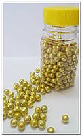 Золото посыпка 7 мм Италия 95 гр