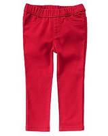 Джинсы красные для девочки, Crazy8, размер 3Т, 5Т