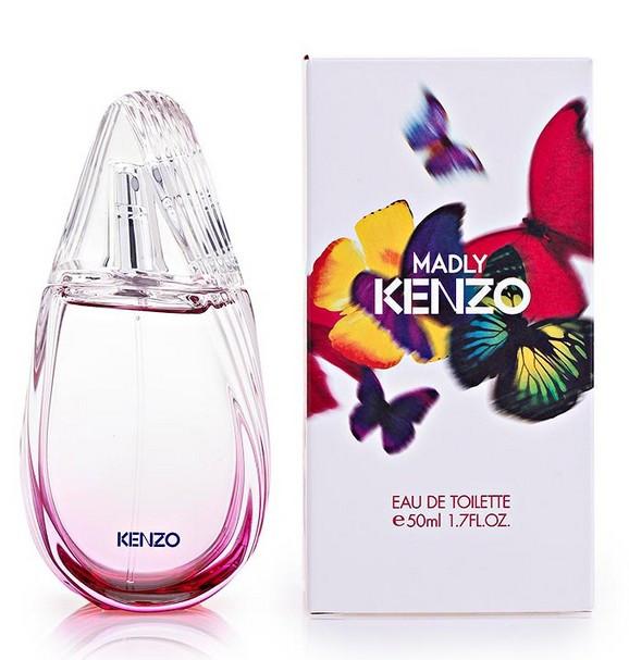 Женская оригинальная туалетная вода Kenzo MADLY 50ml  NNR ORGAP /6-23
