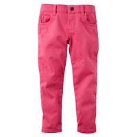 Джинсы скинни розовые Carters, размер 2Т