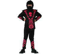 Карнаавальный костюм Красный Ниндзя  110-120 см
