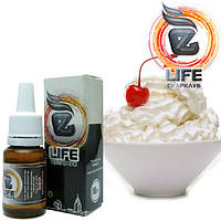 Жидкость для электронных сигарет eLife Крем Шантильи 10 мл, 0 мг/мл