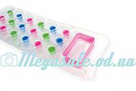Надувной пляжный матрас Intex, 2 цвета: 188х71см (Intex 59894)